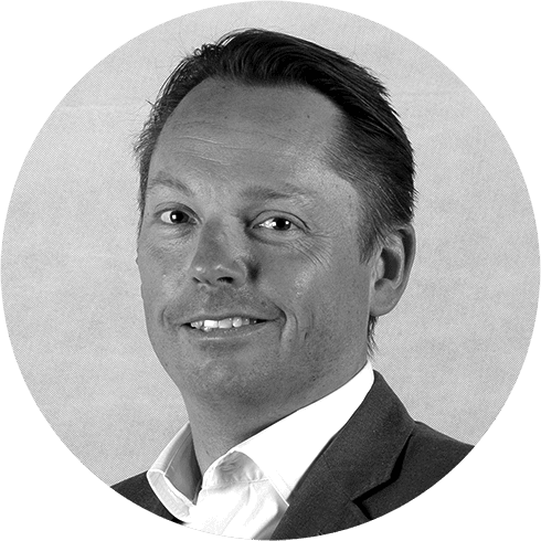 Headshot of Nigel O'Donoghue
