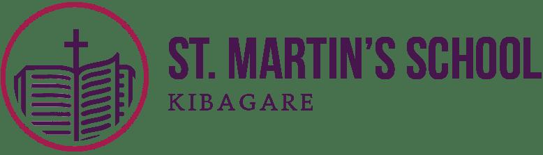 St Martin's School logo