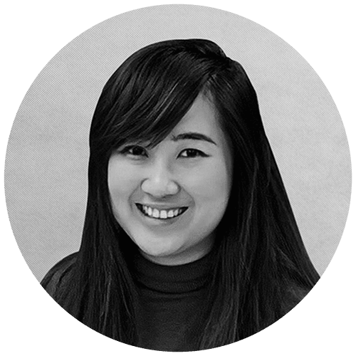 Headshot of Revolent staff member Kathryn Tsang