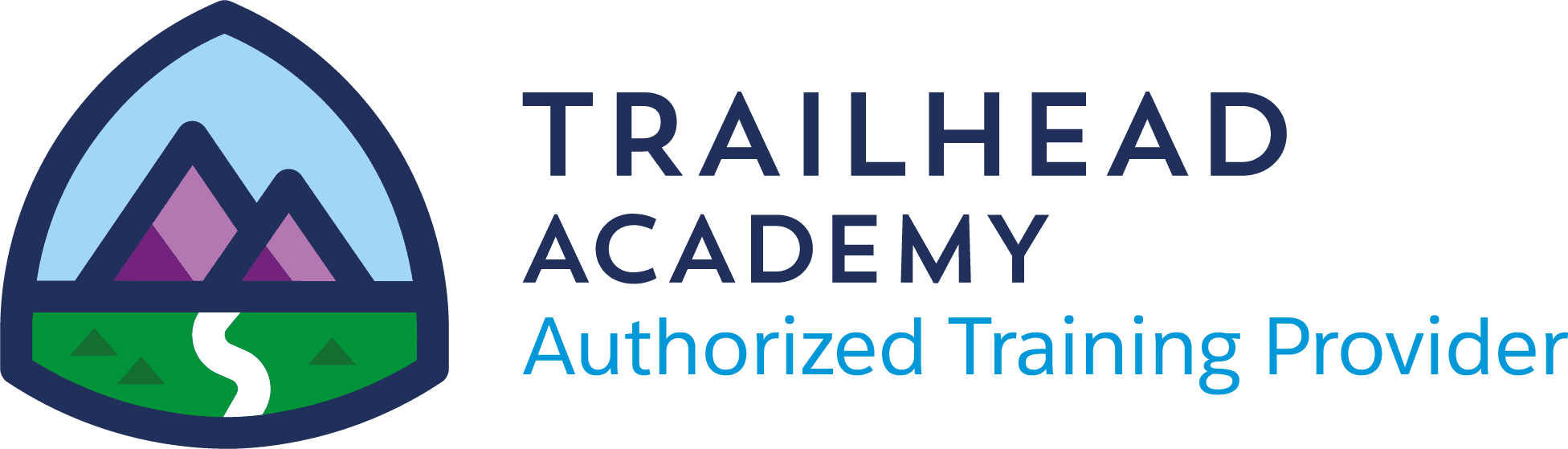Salesforce Trailhead Academy logo