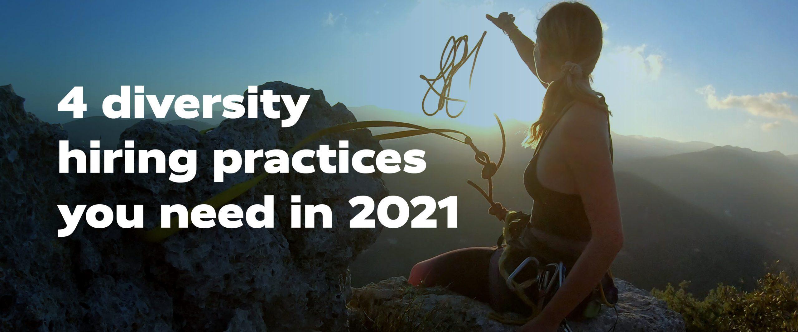 diversity hiring practices