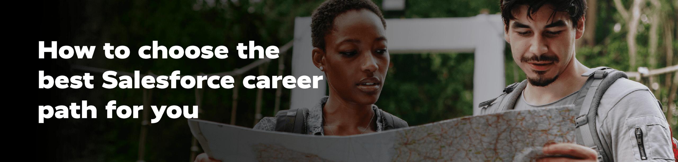 Salesforce Career Path-Hero image